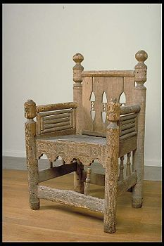 Thomas Guild   Medieval Woodworking, Furniture And Other Crafts: Chair