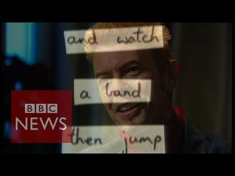 Forrest Entertainment: How David Bowie used 'cut ups' to create lyrics - BBC News
