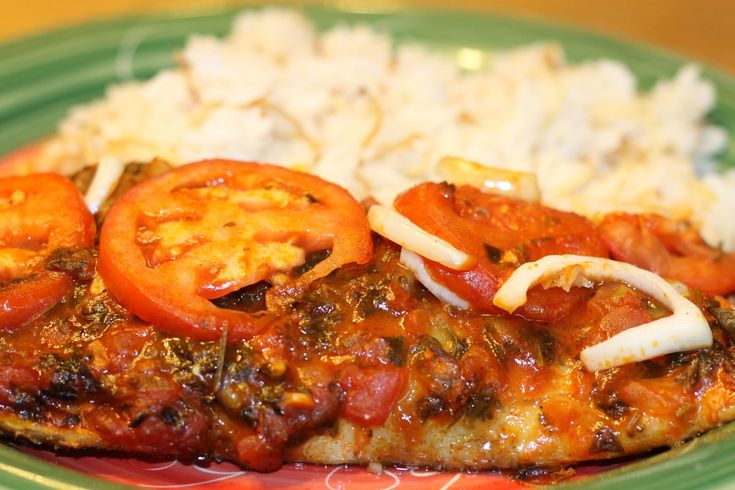 Masgouf / Iraqi Grilled Fish