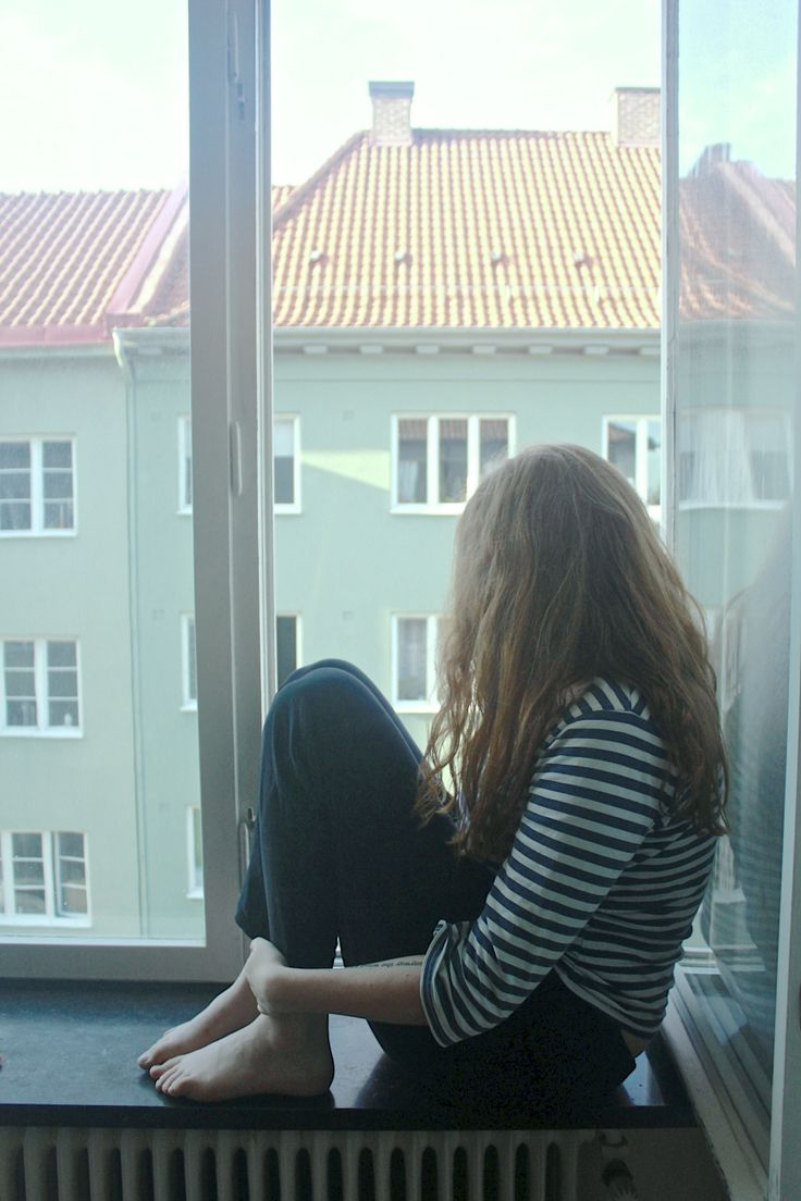 Olivia Whitehouse - Linnea i fönster