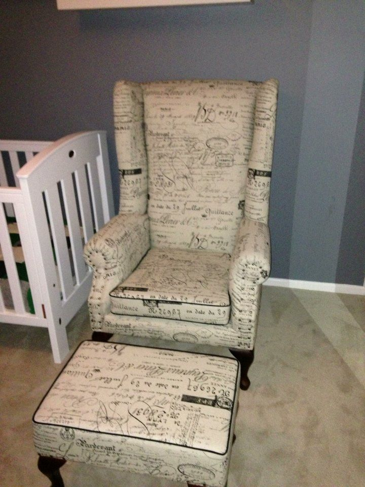 Image Result For Nursery Glider And Ottoman Replacement Cushions