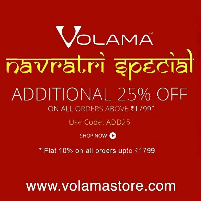 Volama Navratri offers on jewellery fashion necklaces earrings jhumkis designer necklaces antique necklaces