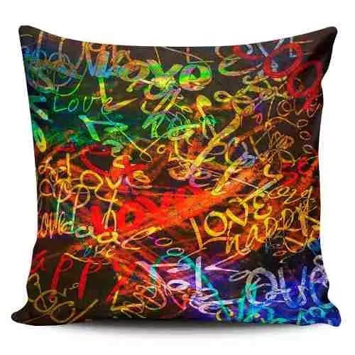 Cojin Decorativo Tayrona Store  Abstracto 38 - $ 43.200