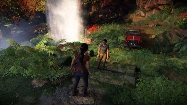 Naughty Dog Revela El Nuevo Uncharted: El Legado Perdido Vídeo Del Juego