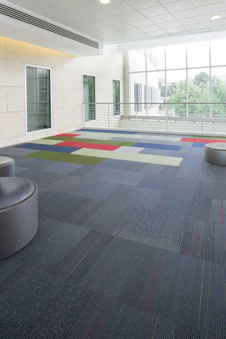 Ready Confetti Modular Bigelow Commercial Modular Carpet