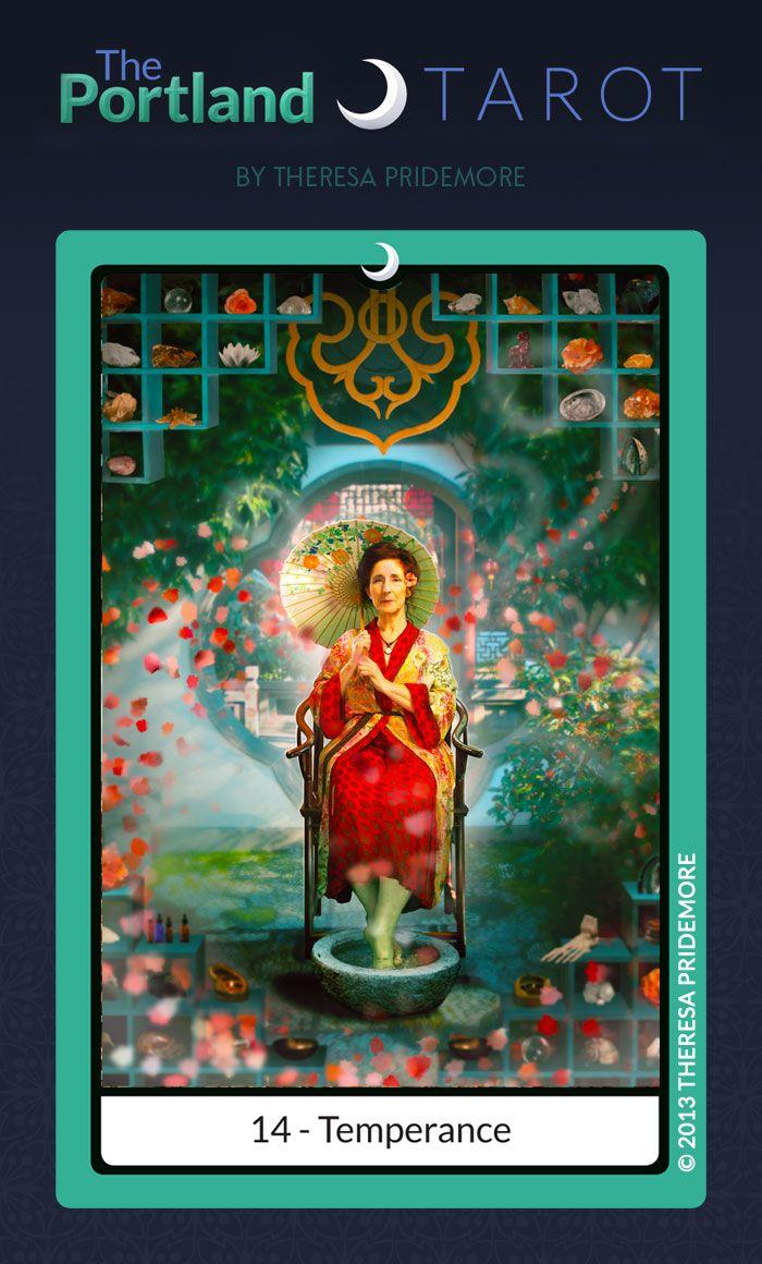 Major Arcana Tarot Card Meaning According To: 29 Best The Portland Tarot Major Arcana Images On