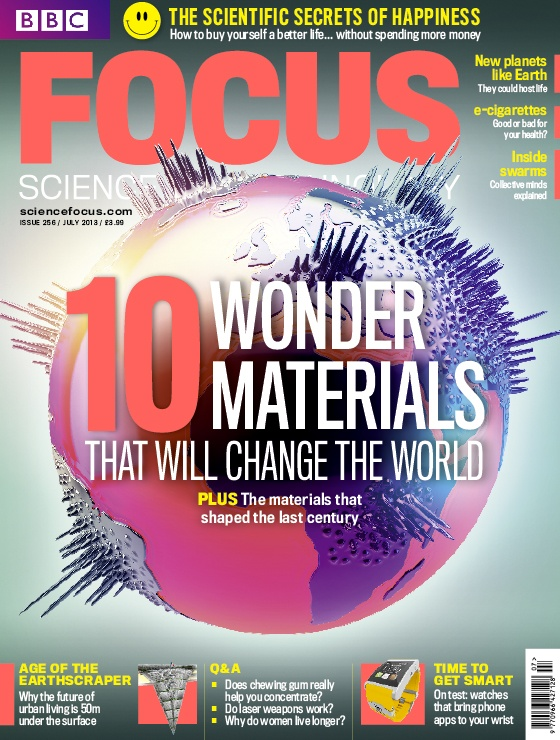 July Issue Of Focus