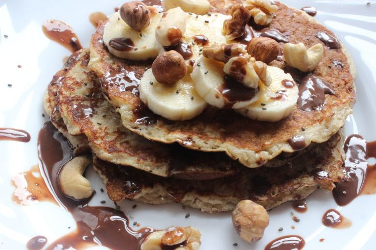 Happy Pancake Day (Oatmeal and banana pancake recipe) – Miss Namy