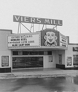 Silver spring maryland movie theatre