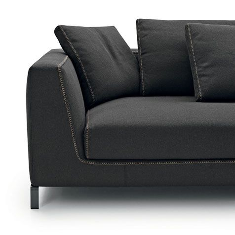 best 25 b b italia sofa ideas on pinterest modern. Black Bedroom Furniture Sets. Home Design Ideas