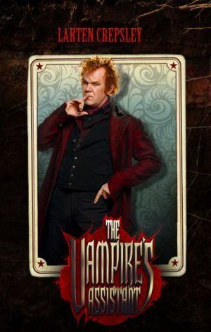 The vampires assistant mr tall book
