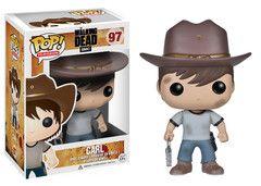 Pop! TV: The Walking Dead - Carl