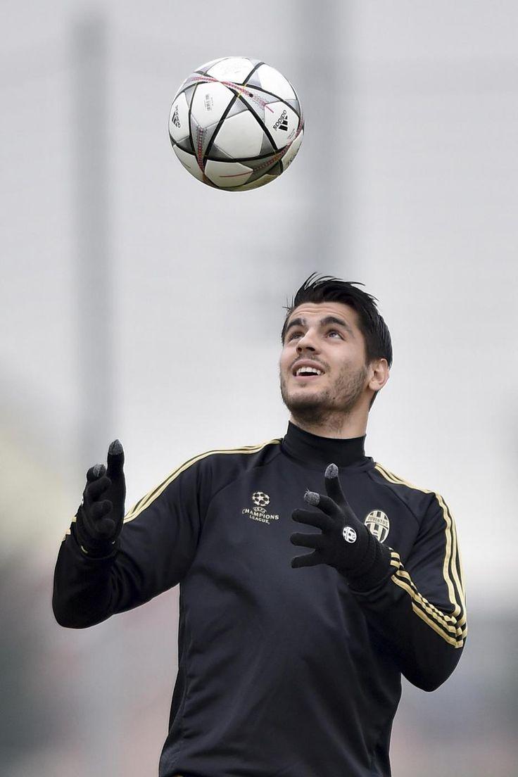 La Juventus punta il Bayern - Sportmediaset - Sportmediaset - Foto 9 #Morata ♡♡♡