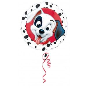 Ballon hélium 101 Dalmatiens