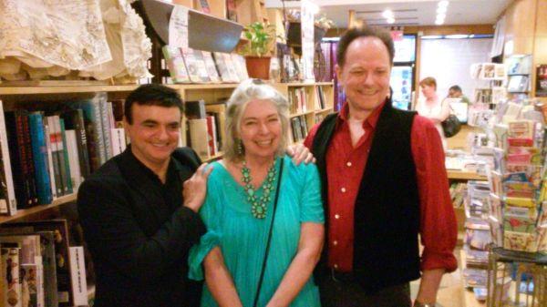 Photo Flash: Robert Klein, Martin Charnin & More Celebrate Madeline Kahn at Drama Book Shop