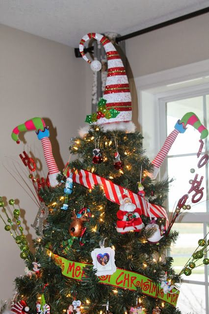 Our Styled Suburban Life: Christmas Decorating   Our ...