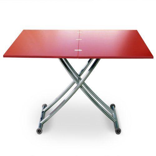 Menzzo b2219s contemporain carrera table basse relevable - Menzzo table basse ...