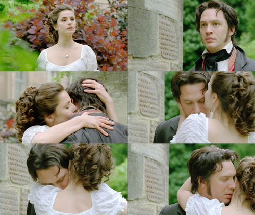 Wuthering Heights {Tom Hardy & Charlotte Riley} I love Cathy's hair!