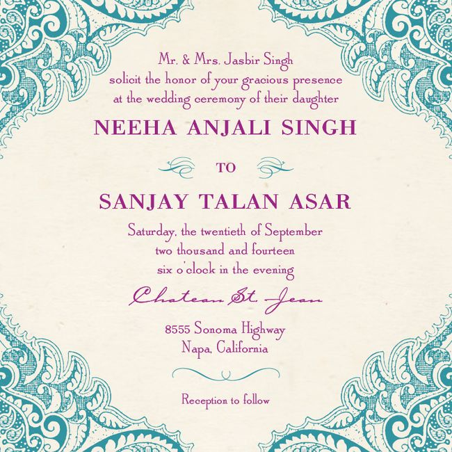 Wedding stationary by Wedding Paper Divas -  visit the outlets at Brides book for more great deals from retailers from around the globe at http://www.brides-book.com