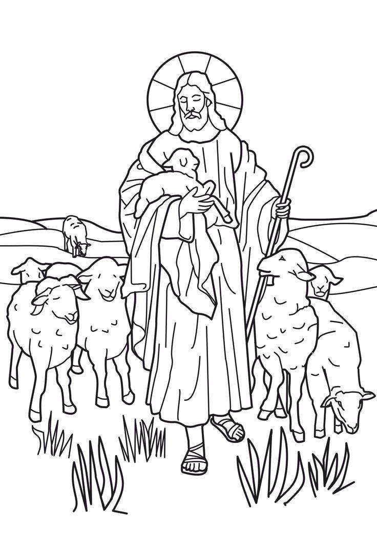 La Catequesis: Recursos Catequesis Cuarto Domingo de Pascua: El Buen Pastor