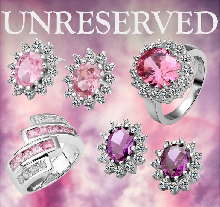 UNRESERVED Fashion Jewellery   Simply stunning pieces of jewellery, all going under the hammer completely UNRESERVED and all starting at $1!