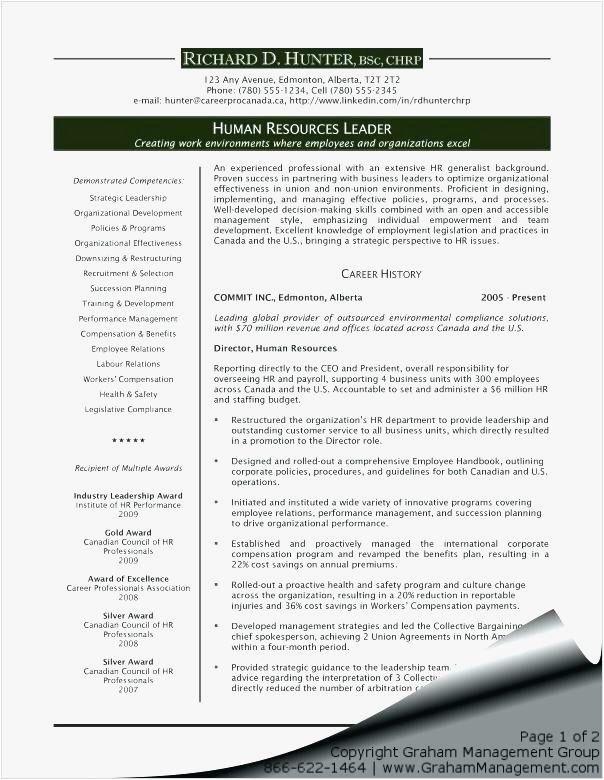 Free Resume Templates Human Resources Resume Examples Executive Resume Template Job Resume Samples Human Resources Resume