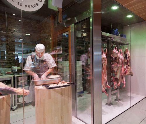 James Whelan Butchers new butcher shop at Avoca Monkstown