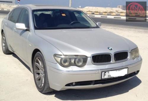 2005 BMW 735 LI
