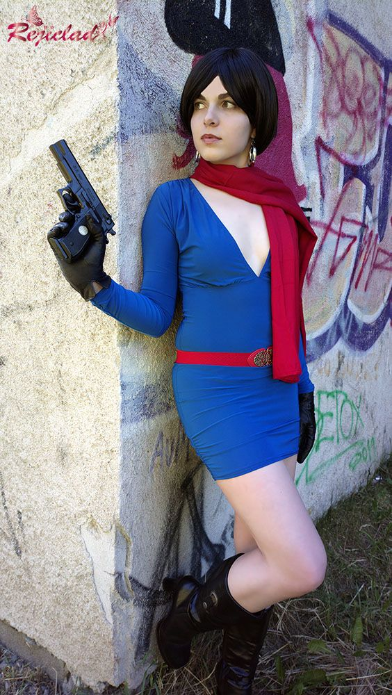 Carla Radames Resident Evil / Biohazard 6 cosplay VIII by Rejiclad