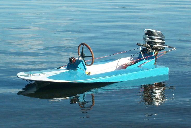 minimax hydroplane steering - Google Search | Boat ...
