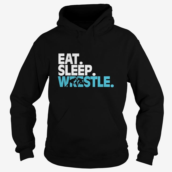#Wrestling TShirt Eat Sleep Wrestle Short Sleeve, Order HERE ==> https://www.sunfrog.com/Hobby/114564368-447174681.html?58114, Please tag & share with your friends who would love it, #renegadelife #superbowl #xmasgifts   #wrestling girls, mixed wrestling, wrestling men #animals #goat #sheep #dogs #cats #elephant #turtle #pets