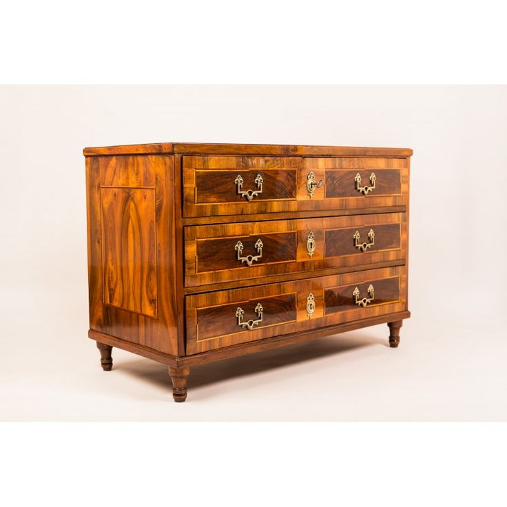 """Breathtaking Baroque Chest of Drawers, amazing woodwork - a """"one of kind piece"""" - see more fine antiques at www.masterpiece-antiques.com"""