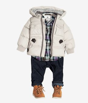 Zara Baby Boy Fall 2011.