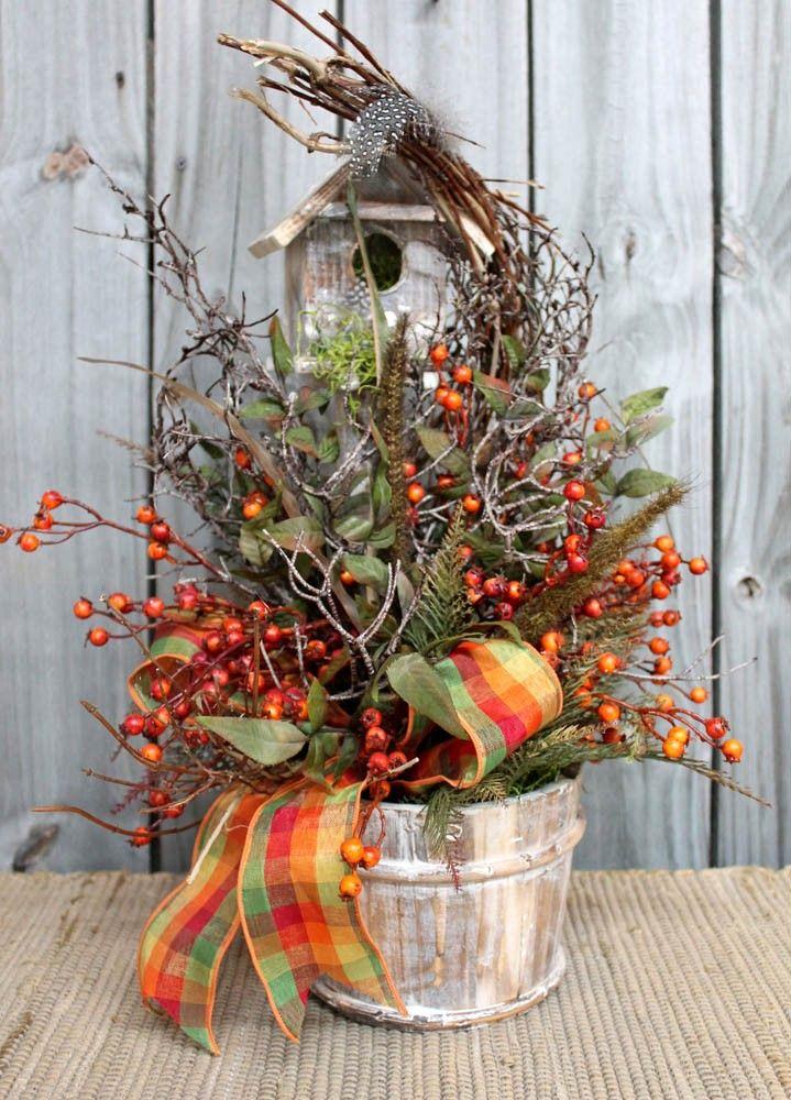 20 best birdhouse arrangements images on pinterest