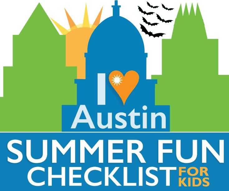 Austin Summer Fun Checklist ~ Summer 2014 - R We There Yet Mom? | Family Travel for Texas and beyond...