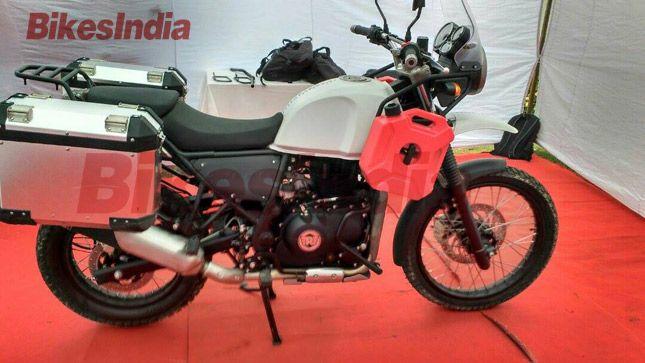 [Exclusive] Royal Enfield Himalayan First Ride Impression » BikesIndia.org