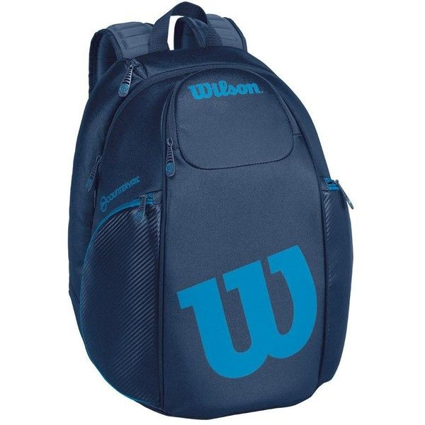 Carry Your Gear In The Wilson Ultra Tennis Backpack In Blue So You Ll Be Ready To Go Come Match Time The Section Loca With Images Tennis Backpack Backpacks Blue Backpack