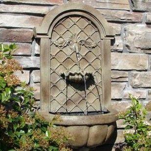 Manchester Resin and Fiberglass Fountain