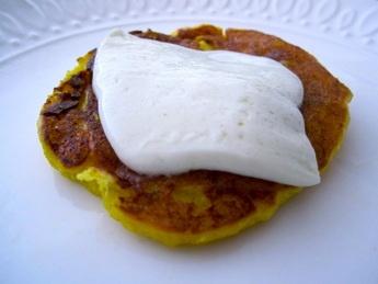 cachapitas con queso blanco