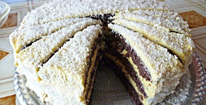 Archívy zdravá kokosová torta - Receptik.sk