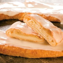 Cream Cheese Kringle - Consumed in the office today... immediately fell in love.