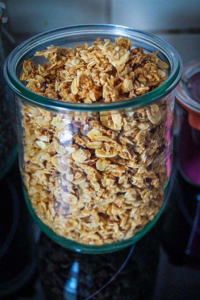 Granola – selbst gemacht