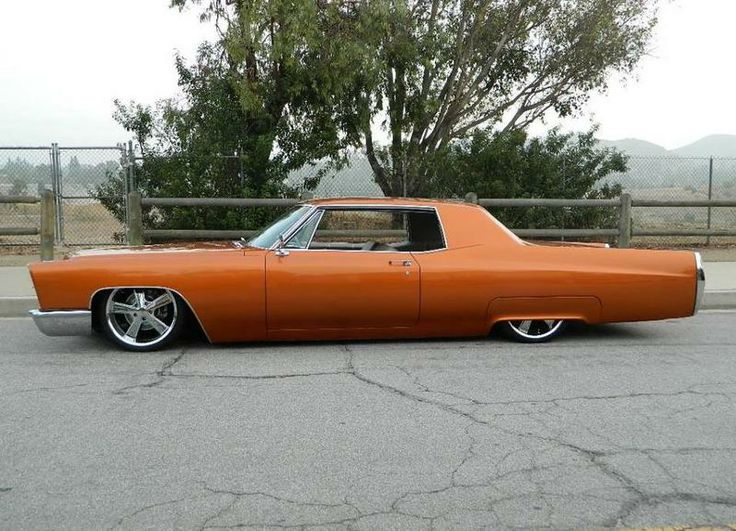 Classic Cars For Sale California Usa: 1967 Cadillac Coupe DeVille For Sale In Orange, California