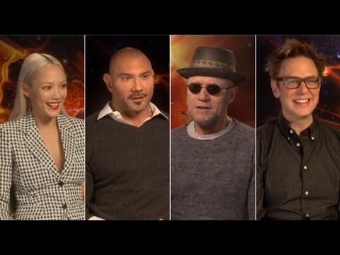 Guardians Choose Fave Character For Marvel's Infinity War! Guardians of ...