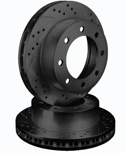 ATL Autosports Performance Brake Rotors Front Pair Fits