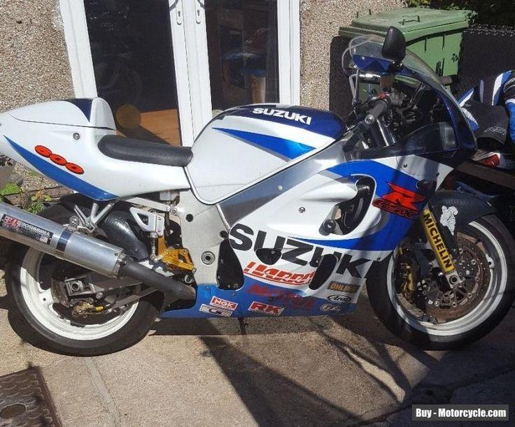suzuki gsxr 600 srad 1999 #suzuki #gsxr #forsale #unitedkingdom