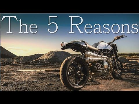 Cafe Racer (5 Reasons to have a Cafe Racer bike) - YouTube