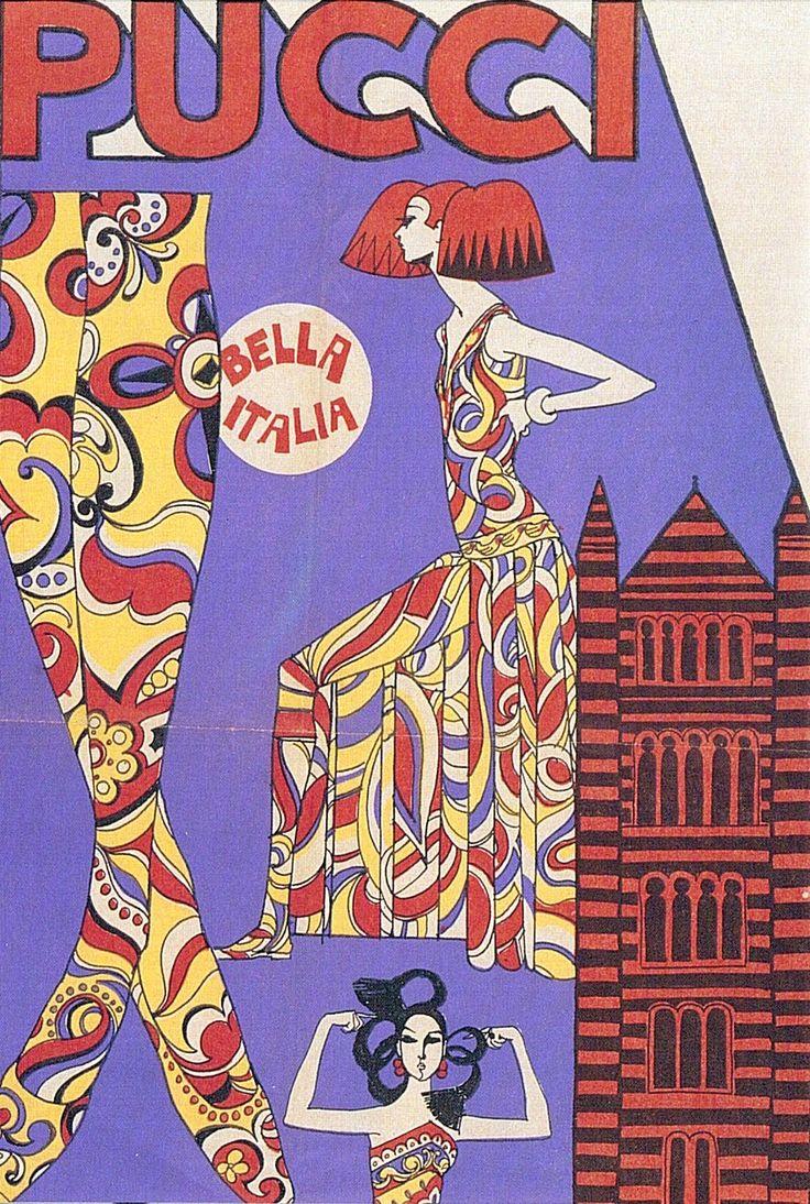P u c c i, Bella Italia, 60s.