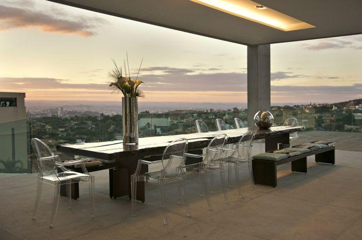 Detalhe: piso. Residência Belvedere - BH/MG - Casa Pro