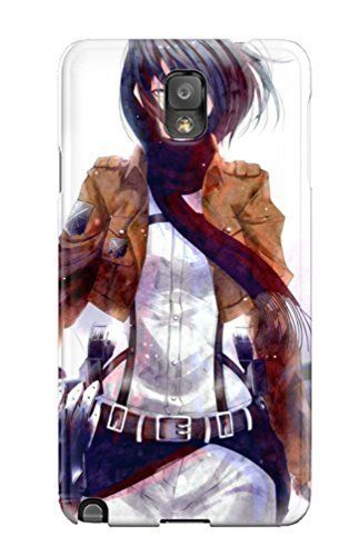 #New ThompsonFord Super Strong Attack On Titan Tpu Case Cover For Galaxy Note 3